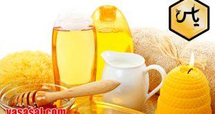 عسل بسته بندی مرغوب