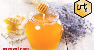 عسل بسته بندی