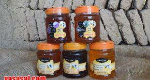 تولید و بسته بندی عسل