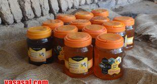 قیمت عسل بسته بندی