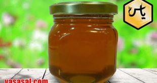 انواع عسل بسته بندی