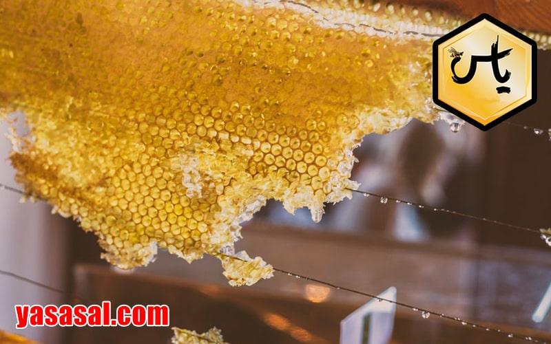 عسل گون