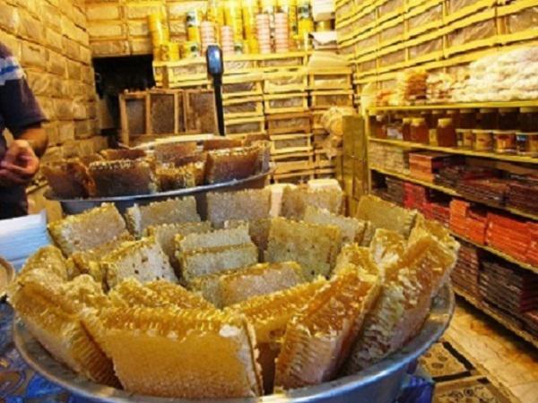 خرید موم عسل بهداشتی