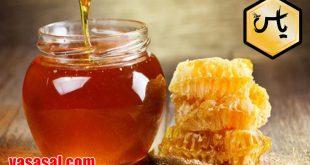 فروشنده عسل کنار